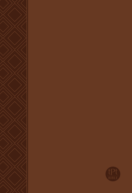 The Passion Translation New Testament (Brown)