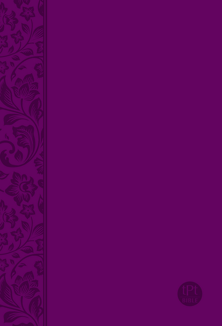 The Passion Translation New Testament (Purple)